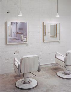 En blanco 3: Kilico Hair Salon - Traviesa Diseño Libre