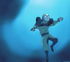 I Thing It's Safe to Say Aang Has Mastered Waterbending < I don't watch this show (yet) but it looks good and this is just plain awesome!