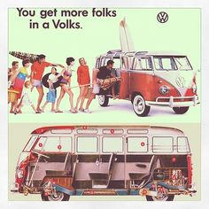 Cool VW advert