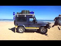 """#AdoftheWeek 1 July 2015: """"The Land Rover legacy #CelebrateDefender."""" Y&R South Africa TVC for Land Rover South Africa: """"#CelebrateDefender""""."""