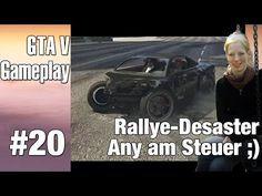 Letsplay together #GTA5 20 ★ Das #Rallye #Desaster ★ Gucken auf eigene Gefahr :p [GER] - YouTube