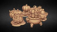 PUMPKINS pack by sketcher730