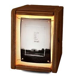 HANDMADE Photo Lightbox #103 __ Made in March 2013 ___  For IRENE*