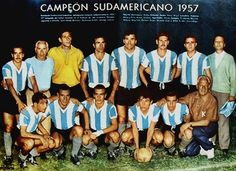 Argentina team group in Argentina Team, Argentina National Team, International Football, Racing, Couple Photos, 1950s, Group, Soccer, Athlete