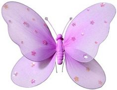 Fairy party theme: butterfly wings - Linda Kaye's Partymakers