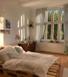 Room Ideas Bedroom, Bedroom Decor, Bedroom Inspo, Aesthetic Room Decor, Dream Home Design, Dream Rooms, My New Room, House Rooms, Room Inspiration