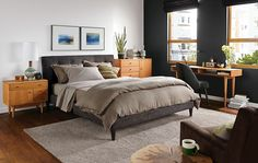 Bedroom - Room & Board