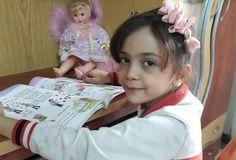 El mensaje de la niña siria tuitera para Donald Trump