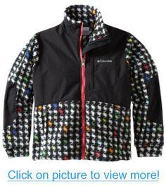 2T NWT Columbia Girls Sawyer Rapids Full Zip Fleece Jacket Sz 3T,/& 4T