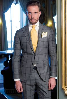 Tailored suits and jackets, the true Made in Italy by Sartoria Rossi – Tailor Made - Care for details Gents Fashion, Mens Fashion Suits, Mens Suits, Wedding Men, Wedding Suits, Blue Suit Men, Blue Suits, Men's Tuxedo Styles, Sexy Men