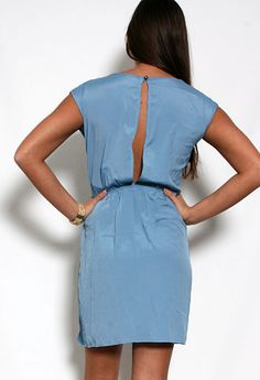 Keyhole Back Dress #PGpackinglist #privategallery
