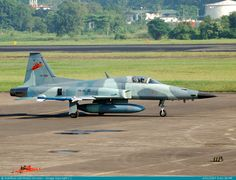 F-5E Indonesian Air Force