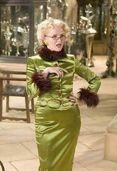 Rita Skeeter. Harry Potter and the Goblet of Fire