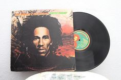 Bob Marley & The Wailers Natty Dread vinyl record by CircaCentury