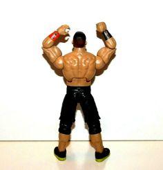 #Mattel #W6535 #WWE Series 17 Elite #Collector #JohnCena #Action #Figure 7'' John Cena, Indiana Jones, Tigger, Wwe, Movie Tv, Action Figures, Disney Characters, Fictional Characters, Sports