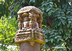Display at Lalbhai Dalpatbhai Museum, Ahmedabad