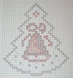 Best 11 Christmas Tree Machine Embroidery design Freestanding Lace In Crochet Snowflake Pattern, Crochet Motifs, Crochet Snowflakes, Crochet Chart, Filet Crochet, Crochet Patterns, Crochet Christmas Decorations, Crochet Christmas Trees, Christmas Cross