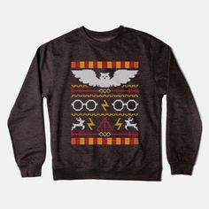 Christmas The Sweater That Lived