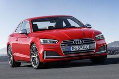 Nouvelles Audi A5 et S5 : toujours belles !