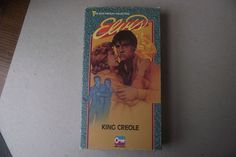 Elvis Presley King Creole The Elvis Presley Collection VHS Walter Matthau