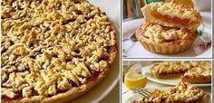 Krehký koláč s marmeládou | mňamky-recepty.sk |na každý deň