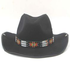 6f0f8e179c5c7 18 Best Beaded Southwestern Hat Bands images in 2019