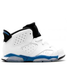 709911b24523 Jordan 6 Retro Bt Sport Blue White Sport Blue Black 384667 107