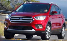 2018 Ford Escape Owners Manual – The Ford Escape is no frumpy crossover. It's much more like a tall wagon than a sports utility vehicle, with rakish style and sporty handling. Rivals consist of the Honda CR-V, Hyundai Santa Fe Sport, Toyota RAV4 and Mazda CX-5, but the Escape provides the m...
