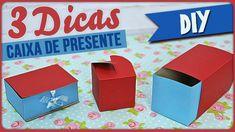 DIY - 3 Dicas de Caixa de Presente | Collab Chai Morais