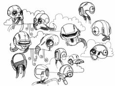 19 best vehicles images on pinterest motor car antique cars and 2007 Windveil Blue Mustang sketches of helmets and masks done on an apple ipad using sketchbook pro