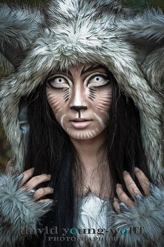 pics of wolf makeup | Recent Photos The Commons Getty Collection Galleries World Map App ...
