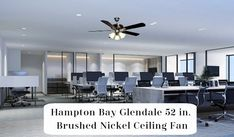 The Complete Guide To Improve Your Home Decor with the Hampton Bay Glendale 52 inch and Hampton Bay Glendale 42 inch Ceiling Fans.     Guides, Reviews and Manuals with Pictures and Tables.     Please Visit Now    #home #life #design
