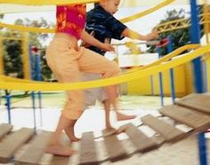 How to Build Your Own Outdoor Play Equipment