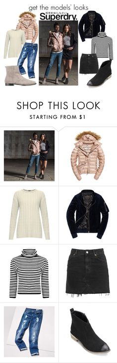 """""""Superdry, Super Looks"""" by phoenixgray ❤ liked on Polyvore featuring Superdry, Fuji, WearAll, Topshop, Tommy Hilfiger, Jimmy Choo and superdry"""