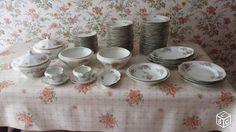 Service à vaisselle 87 pièces en porcelaine Arts de la table Allier - leboncoin.fr