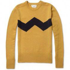 7b9346ec7 Charlie Brown Cashmere Sweater by Michael Bastian #baldingandhairloss  Charlie Brown, Brown Sweater, Men