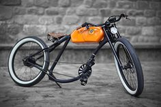 Oto Cycles Vintage Style Electric Bicycles, this could be my second favorite.