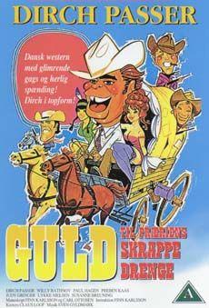 Guld til præriens skrappe drenge (1971) 2. del af cowboy historien om Biggy og hans venner