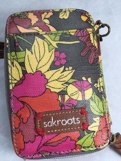 Sakroots Wristlet/Wallet/Cell Phone Holder #Sakroots #CellPhoneCasewalletwristlet