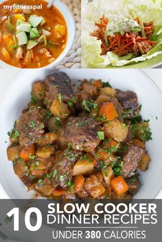 Craving comfort food without all the hustle and bustle? For a fuss-free and flavorful meal requiring next to no effort, get to know your slow cooker! From savory chicken and pork dishes to lasagna and stuffed peppers, the sky's the limit when it comes to Crock-Pot potential. Escape the cold with one of these delicious, …
