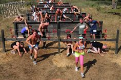 Seriously, cannot WAIT for our warrior dash!