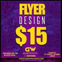 For high-quality Flyer designs Contact us at web: www.graphicwind.com or please email us to graphicwind@gmail.com Flyer Design, Logo Design, Graphic Design, Web Technology, Creative Design, Shirt Designs, Instagram, Visual Communication