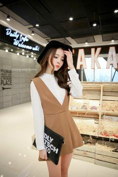 Ulzzang Selca Fashion