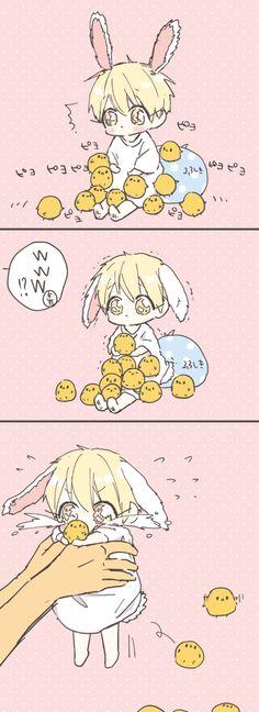 Bunny Kise // KnB