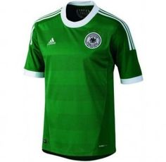adidas DFB Retro Jersey (Core Green White) | HHV