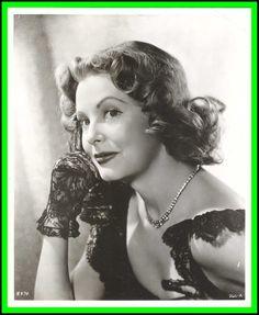 Arlene Dahl Original Vintage Portrait 1950 039 S | eBay