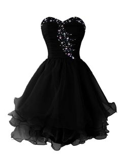 Dressystar Short Homecoming Dresses Sweetheart Prom Party Gowns Lace-up Back Dama Dresses, Hoco Dresses, Dresses For Teens, Pretty Dresses, Bridesmaid Dresses, Dress Prom, Dress Wedding, Strapless Dress, Cute Homecoming Dresses