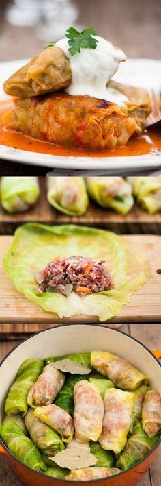 "Cabbage #Rolls ""Golubtsi"""