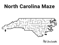Mazes For Kids Printable, Free Printables, Us History, Family History, Preschool Summer Camp, Activity Sheets For Kids, Paper Puppets, Schools First, Painting For Kids