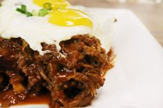 The Macacha Hash. BRUNCH in #Vegas. A travel destination for the best 24/7 food you can get. Food Styling by social media marketing company, Crowd Siren in #Vegas. http://crowdsiren.com
